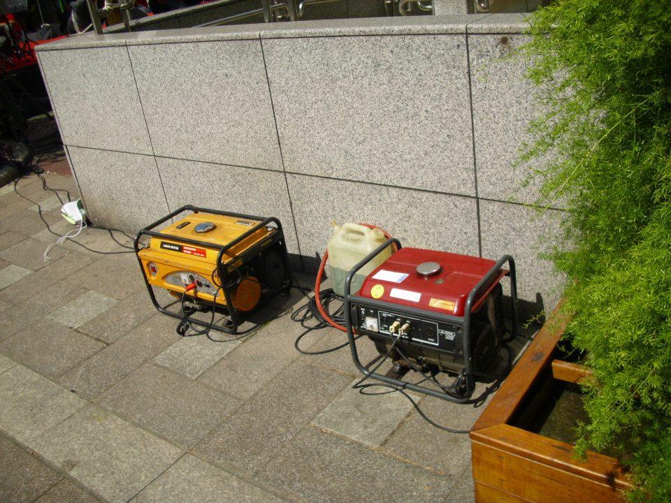 發電機出租 電話 or Line: 0923164665 頂尖燈光音響公司