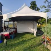 庭園自助餐式婚宴活動 歐式帳棚 出租搭設 (4)