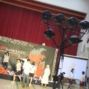 曉明女中 TEDxYouth@SMGHS 照明設備搭設