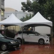 艾思特公司活動 遮雨棚搭設 (1)
