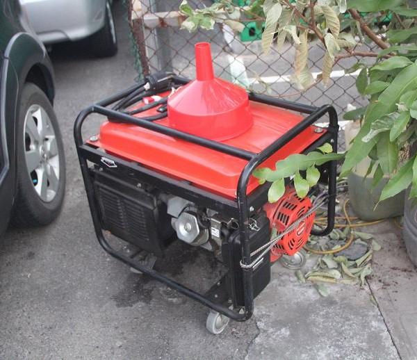 蘭嶼鄉 旅台青年雙十節聯誼球賽 基本型發電機出租運送