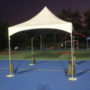 蘭嶼鄉 旅台青年雙十節聯誼球賽 歐式帳篷搭設