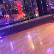 中華大舞廳 新春第一趴 舞台搭設