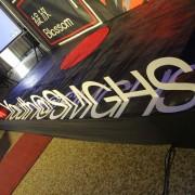 曉明女中 TEDxYouth@SMGHS 標準舞台搭設