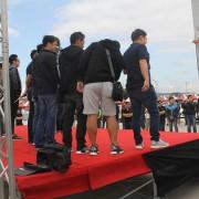 EMMA亞洲總決賽 台灣站 舞台Truss燈光音響桌椅帳篷 (64)