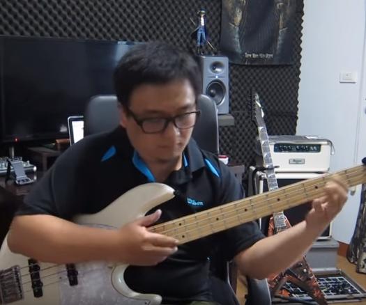 台中最強bass手