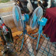 亞太電信 彰化家樂福促銷活動 18吋電風扇 出租運送