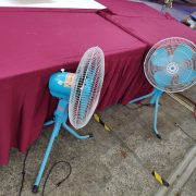 亞太電信 一中益民商圈促銷活動 電風扇 桌椅出租運送 (3)