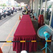 亞太電信 促銷活動 服務台電風扇 出租運送