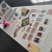 市政府桌遊推廣活動 幸福建築師 摺疊桌 IBM桌 會議桌 出租運送 (3)