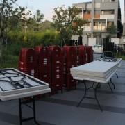 桌椅帳篷出租搭設 - 電話&Line: 0923164665 台中頂尖燈光音響