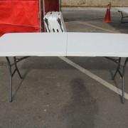 12月3日 埔里婚禮午宴 摺疊桌