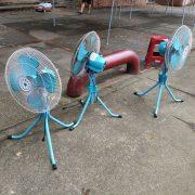 IdeaBus點睛科技 產品推廣活動 電風扇 出租運送 (7)