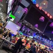 一中益民商圈 跨年活動 投影設備搭設 支援馬德里燈光音響 (2)
