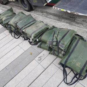 台中市政府 劇組戶外拍攝 器材壓重用沙包 出租運送