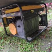 林皇宮活動 小型發電機出租運送