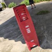 住宅營建工程 動土祈福典禮 紅色塑膠椅 出租運送