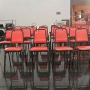 台中市政府 花開未來活動 貴賓靠背椅出租運送