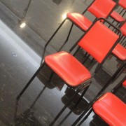 台中市政府 花開未來活動 辦桌靠背椅出租運送 (2)