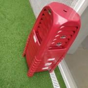 台中社宅共好生活網 好鄰茶會 紅色塑膠椅 出租運送 (6)