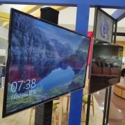台灣電力公司 宣導活動 55吋液晶電視 Truss立架組 出租搭設