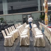 品格標語 重耀校園 市政府聯合揭牌儀式 貴賓椅 出租運送