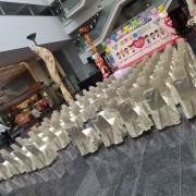 國際同濟會 贈書留香 百校千人募書活動 活動貴賓椅 & 椅套 出租運送 (5)