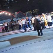 宗教聯盟黨造勢活動 50米走道紅地毯 出租鋪設 (1)