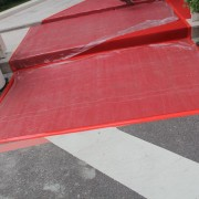 時美齋鐘錶 新款發表會 全新入口走道紅地毯鋪設