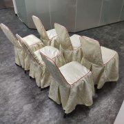 朝陽朗峰創育園區 公司會議活動 貴賓椅 摺疊桌 桌巾出租運送 (1)