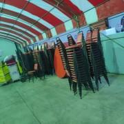 流水席婚禮午宴 貴賓椅 Truss舞台帳篷 出租搭設 (3)