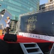 草悟道 單車美學 & 2017騎士經典活動 舞台主題背板Truss