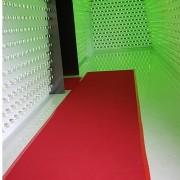 走道紅地毯鋪設