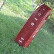 達新 60週年慶 紅色塑膠椅出租運送