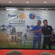 2017 Rotary年會盃高爾夫聯誼賽 & 頒獎餐會 Truss主題背板搭設 (24)