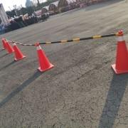 宗教聯盟黨 敬天祈福大法會 造勢活動 三角錐 交通錐 出租運送 (3)