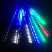 彩色款 裝飾用流星燈管 出租運送 (11)