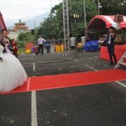 12月3日 埔里婚禮午宴 新人進場紅地毯