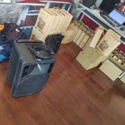 台中市役所 建築文化遺產展覽 行動音響Mic設備出租運送 (2)