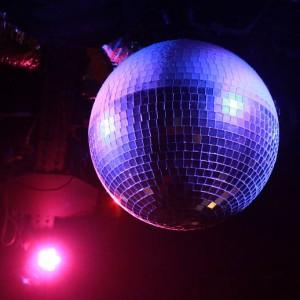 派對活動 舞台鏡面球出租