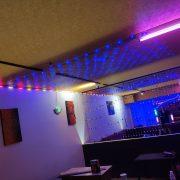 南都夜曲舞場 店面開幕 裝飾網燈布置施工 (13)
