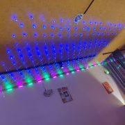 南都夜曲舞場 店面開幕 裝飾網燈布置施工 (14)