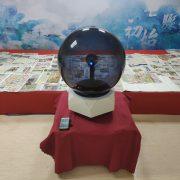 太平地政事務所檔案展 全息球 開幕球 啟動水晶球 啟動觸摸球 (3)