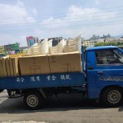 凱鎮企業中秋活動 白色塑膠桌椅 出租自取 (2)