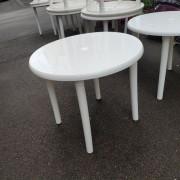 創趣DIY開幕活動 戶外休閒白色塑膠圓桌 出租運送 (1)