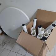 城心社區活動 休閒塑膠桌椅 出租運送 (4)