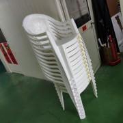 朝陽科大微電影社 戶外塑膠休閒桌椅組 出租運送 (3)