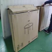 朝陽科大微電影社 戶外塑膠休閒桌椅組 出租運送 (5)