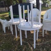 滾球運動場活動 休閒桌椅組 出租運送 (2)