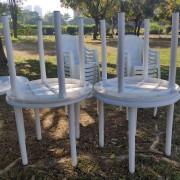 滾球運動場活動 休閒桌椅組 出租運送 (4)
